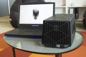 How To Make A Gaming Setup Alienware Amplifier Review It Turbo Boosted A Laptop With Titan X