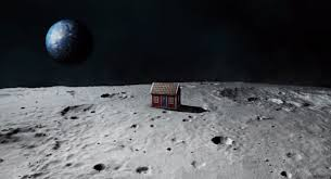 3d printed house on the moon by 2015