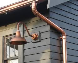 Copper Outdoor Lighting Fixtures Copper Outdoor Lighting Copper Is A Material That Has Been
