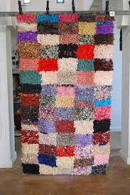 Shaggy Rag Rugs 93 Best Rag Rugs Images On Pinterest Rag Rugs Rug Ideas And