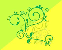 floral scrolls vector graphics free vectors ui