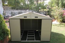 Backyard Shed Kit Duramax Bp Sheds Vinyl Storage Sheds With Free Shipping Bird