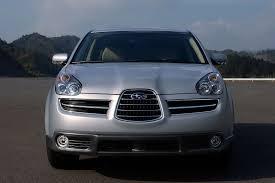 Subaru Three Row Subaru Reportedly Following Up Tribeca Three Row Suv With New Model