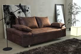 canapé 3 place pas cher canapé en tissu 3 places marron tobago pas cher ultra confortable