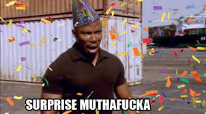 Surprise Meme - james doakes surprise motherfucker know your meme