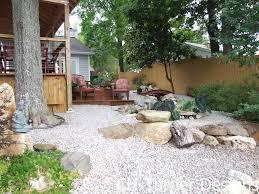 backyard area designs chrome dog