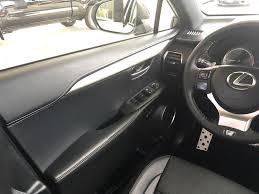 lexus nx200t f sport options used 2015 lexus nx 200t f sport awd 4 door sport utility in
