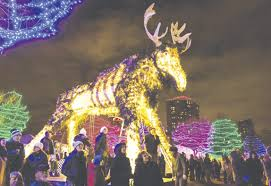 holiday magic festival of lights 2017 trees lights holiday magic christmas events and displays breeze