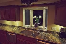 Inside Kitchen Cabinet Lighting by Modern Impressive Design Led Light Cabinet With Black Cabinet On