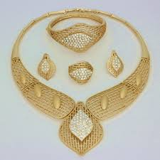 jewellery necklace earring sets images 41 best african gold jewelry images gold jpg