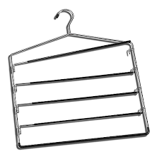Directions To Bed Bath And Beyond Salt 5 Tier Swing Arm Trouser Hanger Bed Bath U0026 Beyond