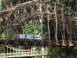 Train Show Botanical Garden by Model Bridge Model Train New York Botanical Garden Holiday Train