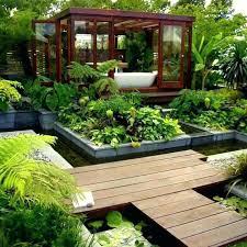Small Back Garden Ideas Back Garden Landscaping Ideas Size Of Garden Tub