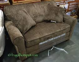 Costco Sofa Sleeper Synergy Home Fabric Sleeper Chair Costco Frugalhotspot
