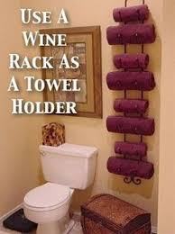 bathroom towel holder ideas wine holders for towel holders what a decoration for the
