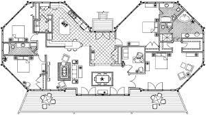 octagonal house plans enchanting modern octagon house plans photos best interior