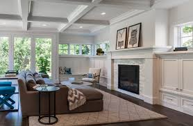 stone fireplace with tv mounted design and ideas without studs