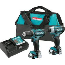 black friday home depot power tool sets makita 12 volt max cxt lithium ion cordless 3 8 in drill and
