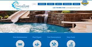 swimming pool construction maintenance u0026 repair swimtime pools