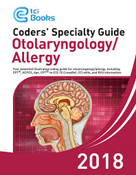 specialty guide 2018 otolaryngology allergy