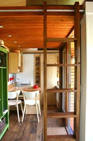 modern tiny house built to accommodate anyone including really