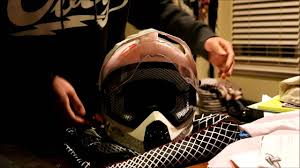 evs motocross helmet evs t5 veture helmet unboxing youtube