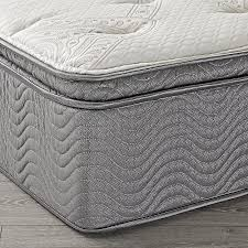 pillow top twin mattress by simmons the land of nod