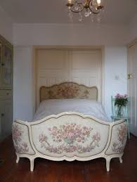Eloquence One Of A Kind Vintage French Gilt Cane Louis Xvi Style Twin Bed Pair Vintage French Louis Xvi Style Double Bed Furnishings