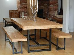 Industrial Bench Seat Dining Table Bench Seat Covers With Back For Room Storage Plans