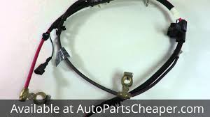 2000 2004 ford focus 2 0 battery cable harness cable manual
