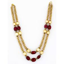 pearls beads necklace images South sea pearls and ruby beads necklace buy south sea pearls jpg