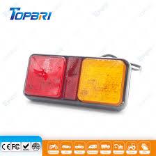 led boat trailer lights china 12v indicator stop tail reflector led boat trailer lights