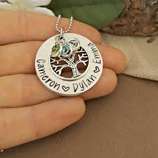 Custom Silver Pendants Tree Pendant Picture More Detailed Picture About Personalized