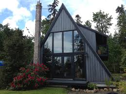 our a frame in the summer dom house pinterest cabin
