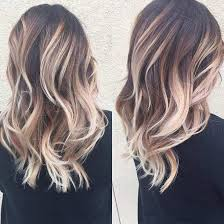 hairstyles blonde brown 51 best balayage images on pinterest hair ideas hair color and