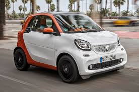 smart fortwo first drive