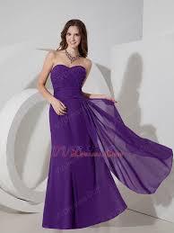 violet dress blue violet chiffon new styles prom dress cheap
