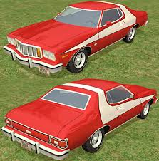 Starsky And Hutch The Game Mod The Sims 1976 Torino