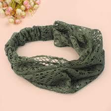 amazon com chic lady women wide headband lace head wraps