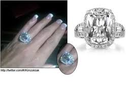 Fake Wedding Rings by 5 Celebrity Inspired Engagement Rings Steal The Style