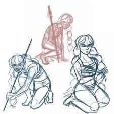hogg u0027s blog daily sketch dreads poses