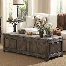 shabby chic coffee table with storage u2014 all home design solutions