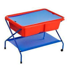sand and water table with lid tp toys rockface sand water table complete with lid nimble fingers