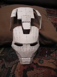 iron man u0027s helmet unfinished by yoshifhp on deviantart