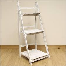 Leaning Ladder Bookshelves by Ladder Shelf Singapore Old Vintage Step Ladders For Ikea Leaning