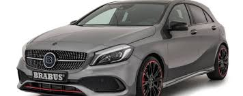 dub magazine brabus tuning kit for mercedes benz amg a45