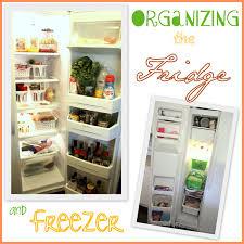 fridge u0026 freezer organization ask anna