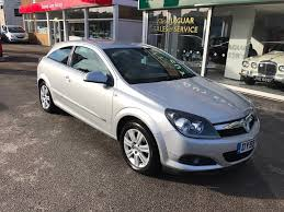 used vauxhall astra design 3 doors cars for sale motors co uk