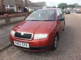 skoda fabia estate 1 2 2003 tow bar in poole dorset gumtree