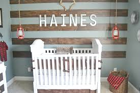 rustic alaska inspired nursery project nursery